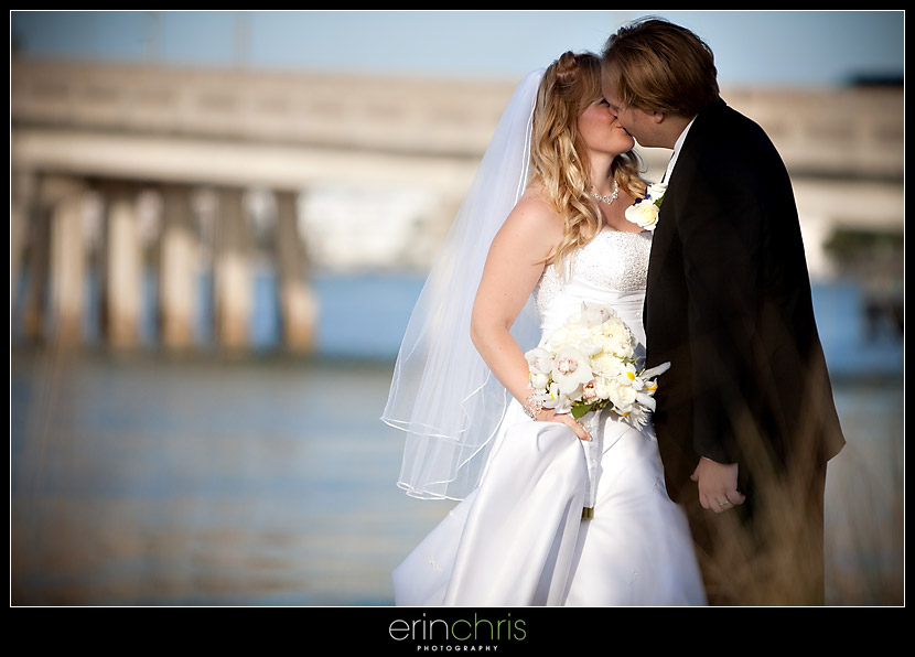 St Petersburg Wedding on the water
